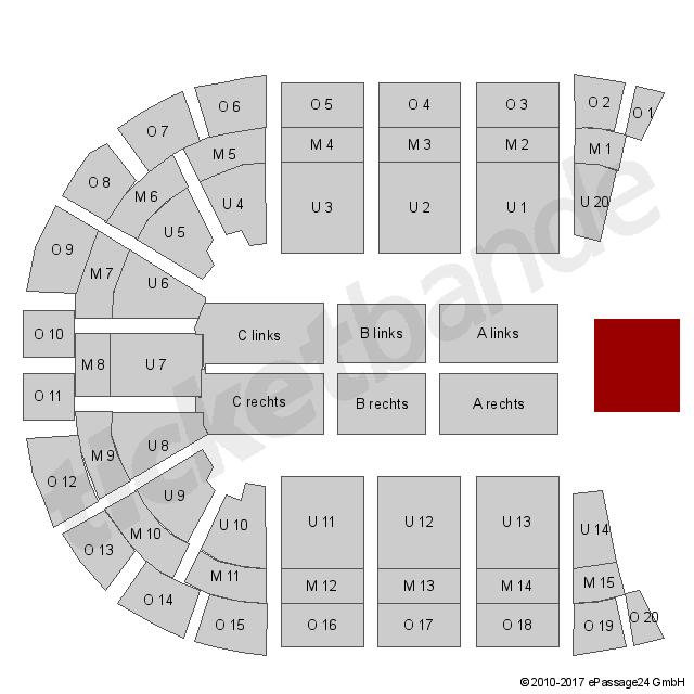 Tickets Für Alle Veranstaltungen In Tui Arena Hannover Deutschland