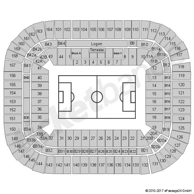 Tickets Für Alle Veranstaltungen In Merkur Spielarena Ex Esprit